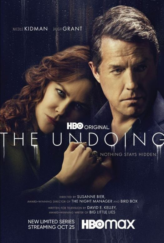 The Undoing POster 600x890